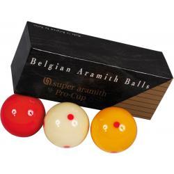 Carambole ballen sets