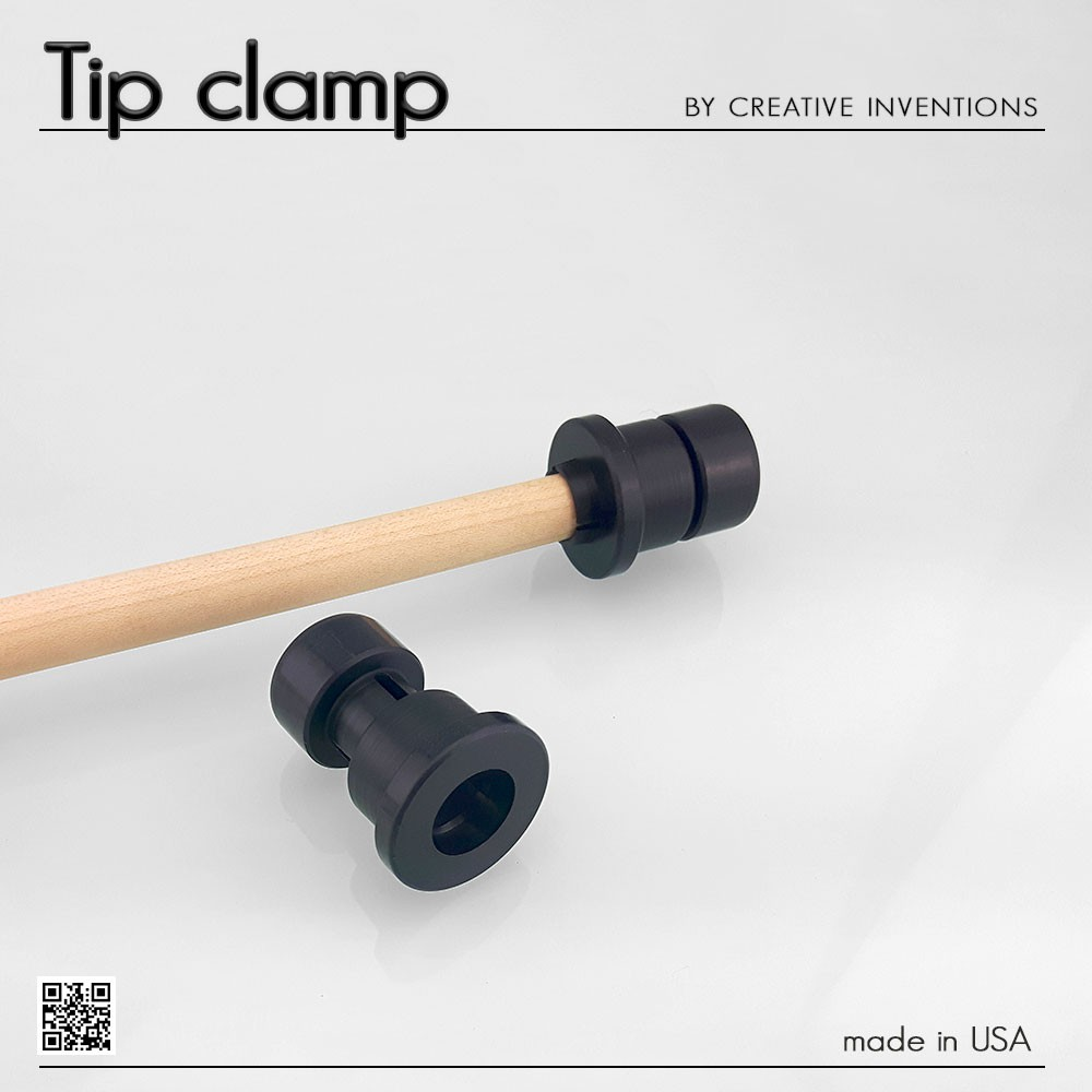 Joe porper tip clamp OP=OP