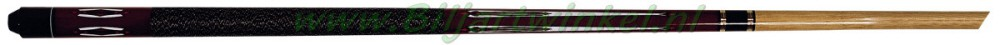 Poolcue Tycoon Red TC-1