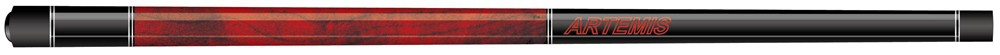 artemis mister 100 black red handle