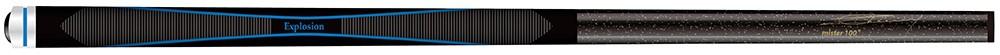 Artemis Mister 100 Explosion Nano Black Blue