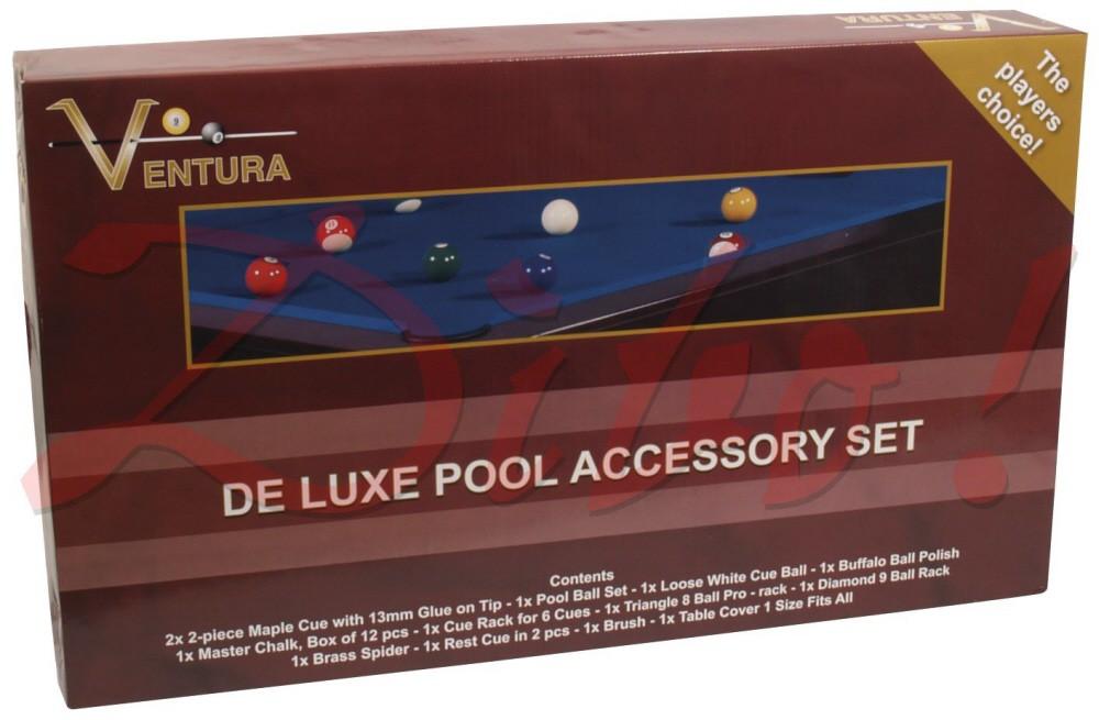 Pool Accessoire-Kit Ventura De luxe