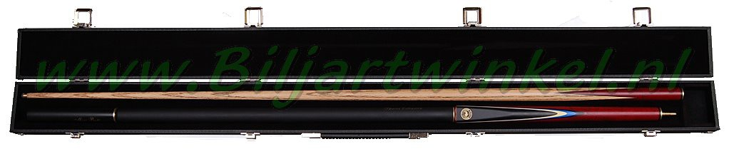 Buffalo De Luxe Snooker Pack 3/4 snookerkeu met 2 extensions (331)