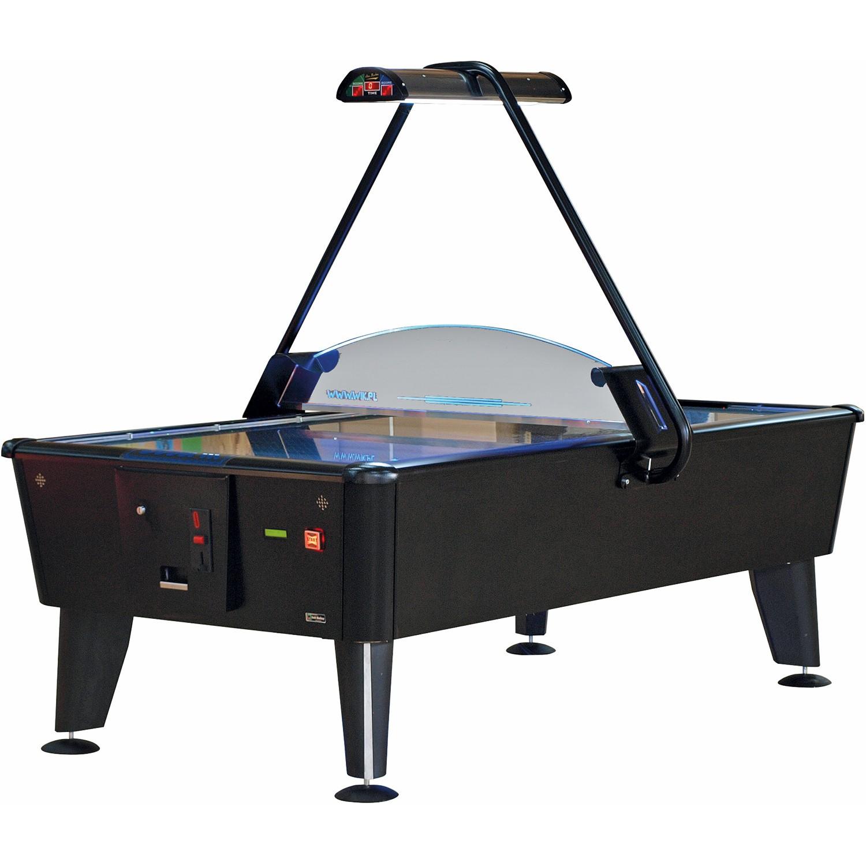 Buffalo airhockey tafel Ice zwart 6ft muntproever