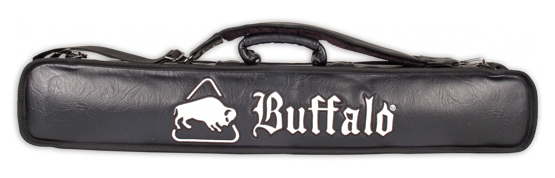4/8 Keu Tas Buffalo Zwart Heavy Duty logo