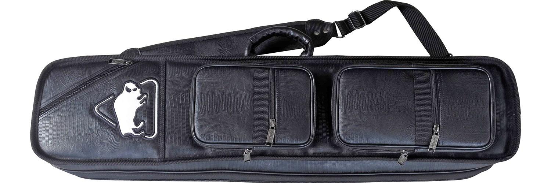 Buffalo cue bag De Luxe 6B/12BS black  voorkant