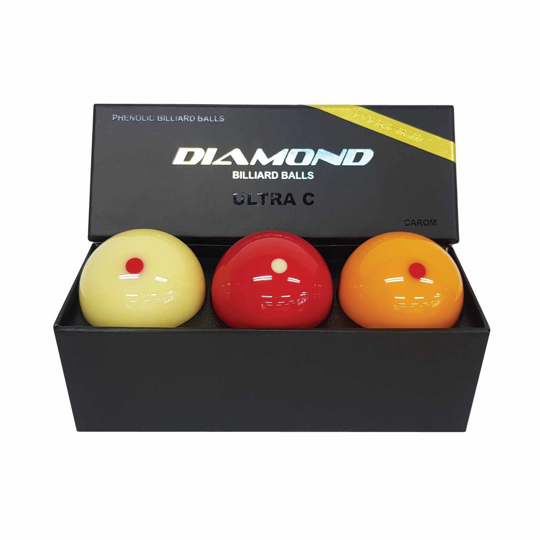 Diamond Ultra-C Dynamic w/dots 61,5mm