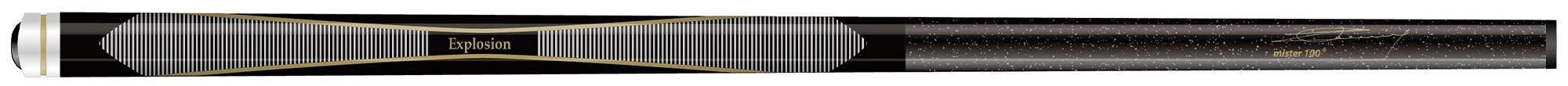 Artemis Mister 100® Black Pearl NANO Grip