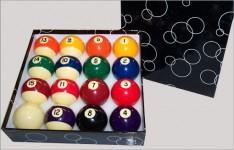 Poolballen Economy 57,2 mm