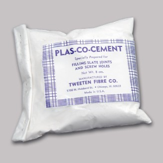 Tweeten Plas-Co Cement voor leiplaten