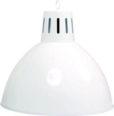 Buffalo industrial billiard lamp white