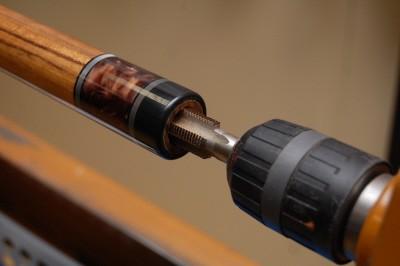 Montage extension adapter. Foto: Keureparatie 3lobite in Longoni keu.