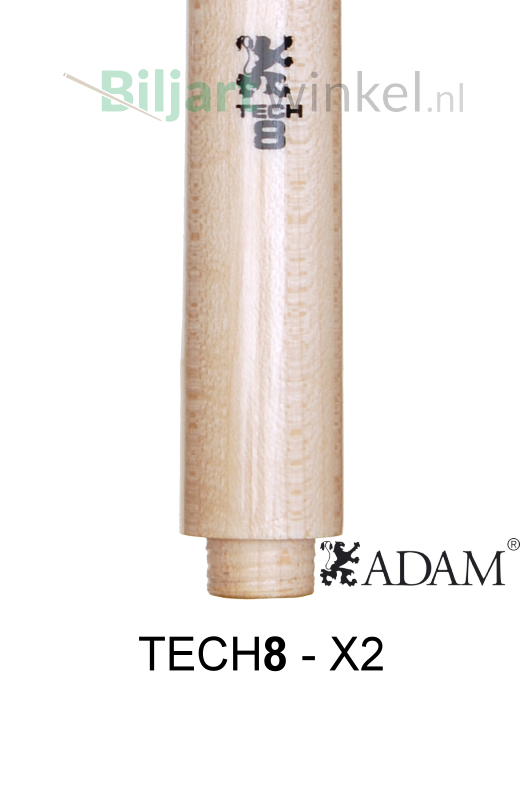 Adam Tech8 11mm Laminated shaft