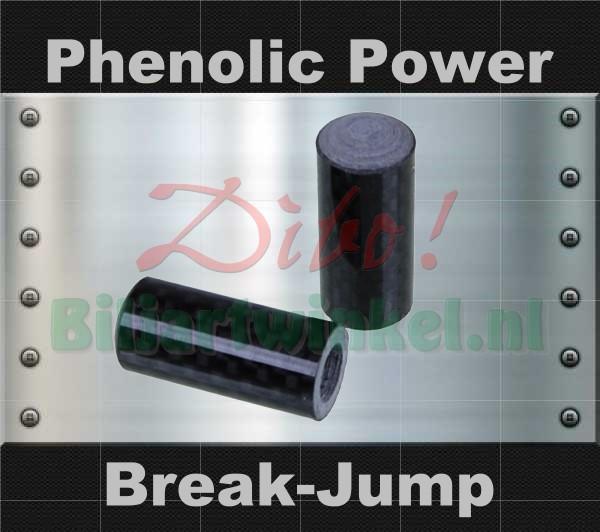 Phenolic Break-Jump Ferrule 13mm