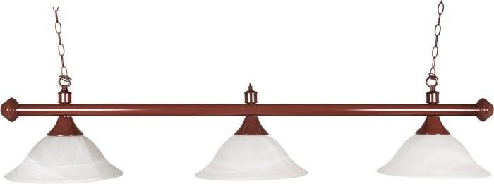 Biljart Lamp Set Glas