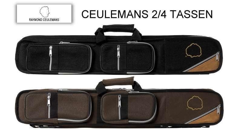 2/4 keutas Raymond Ceulemans voor 4 toppen en 2 ondereinden(zwart is niet meer leverbaar)