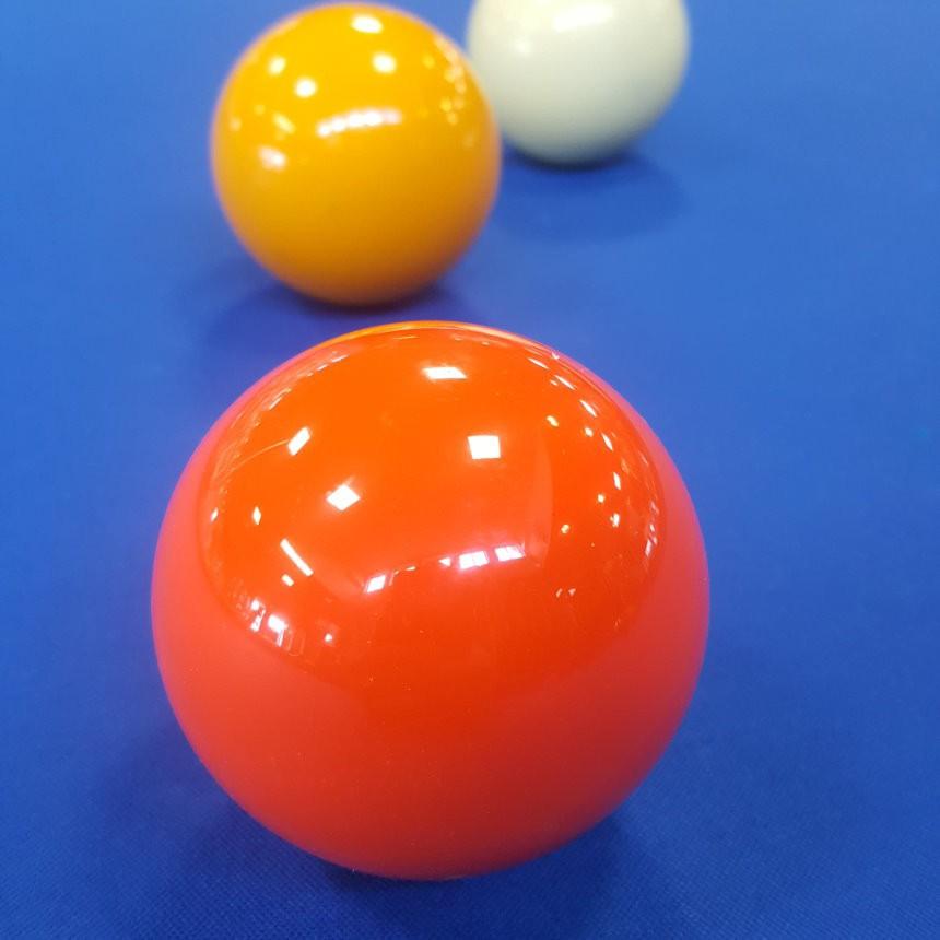 Oranje Aramith biljartbal 61,5mm