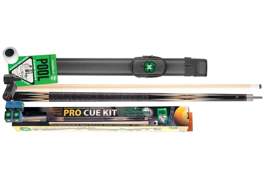 Mc Dermott Pro Cue Kit 2