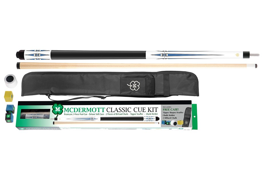 Mc Dermott Classic Cue Kit 5 - WIT 121Kit5
