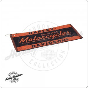 Harley Davidson towel