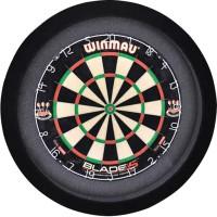 GrandSlam dartboard led-lighting Zwart