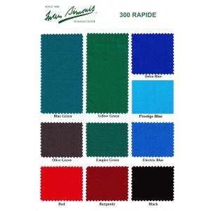 Simonis 300 Rapide - 170cm breed. Diverse kleuren
