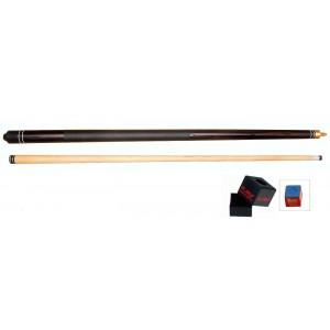 145cm Buffalo Hardwood Zwarte handgrip