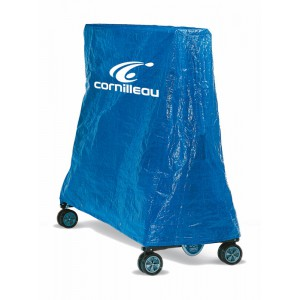 Tafeltennistafel afdekhoes Cornilleau Sport blauw