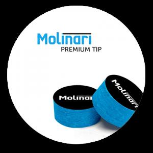 Molinari Cue Tip Soft 36