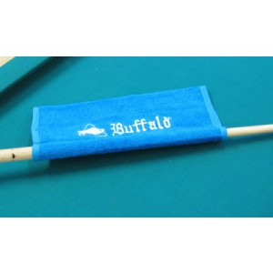 Buffalo keudoekje blauw