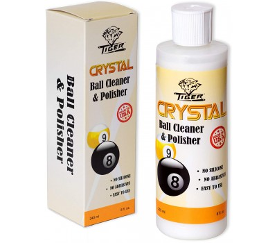 New Tiger Crystal ball cleaner en polischer