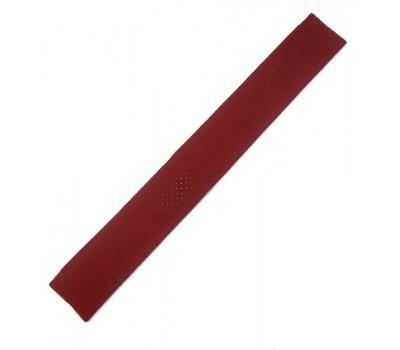 IBS velvet geperforeerd 30 cm Rood