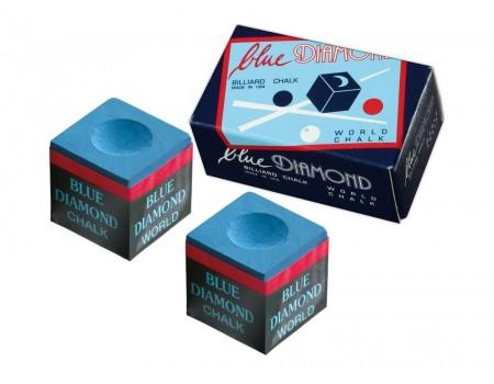 Blue Diamond Krijt Blauw 2 stuks