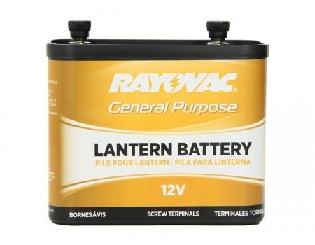 Batterij 12 Volt - 6,5 AH Rayovac