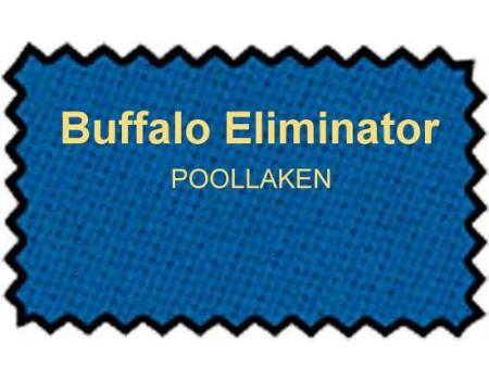 Buffalo Eliminator poollaken 165cm electric blue