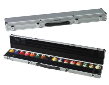 Koffer inclusief Aramith Premium 57.2 poolballen