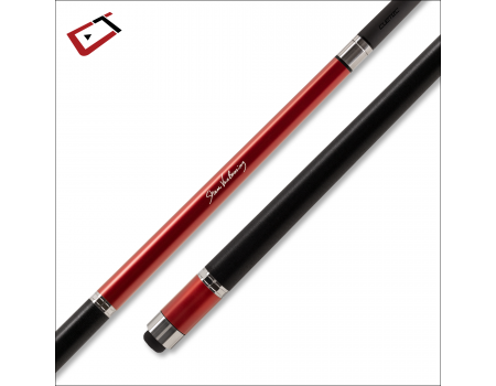Poolkeu Cuetec Cynergy CT-15K Ruby Red 3/8x14