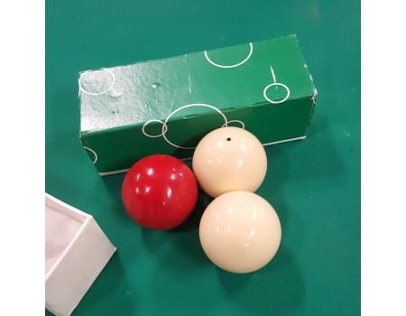 Polyester tafelbiljart caramboleballen 56mm