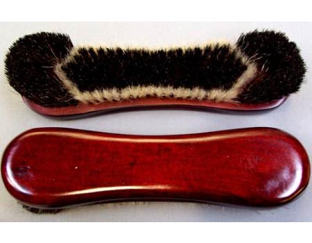 Borstel paardenhaar mahonie 26,5 cm
