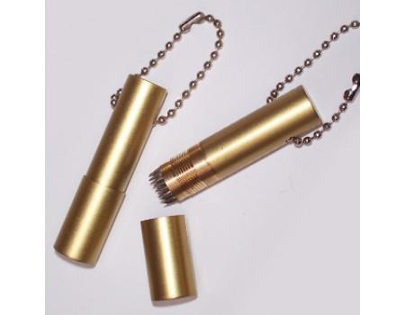 Tip Pick Tool Gold met ketting