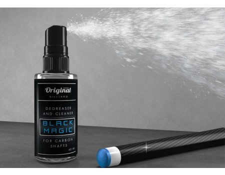 Original Black Magic Shaft Cleaner 40ml