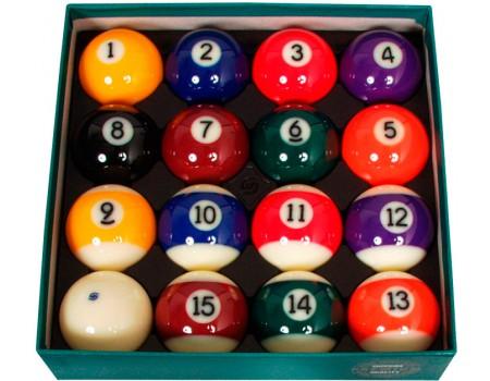 Poolballen Aramith Premium 57,2 mm