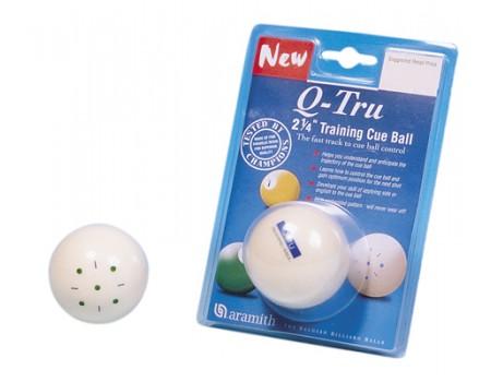 Poolbal Q-Tru Traingingsbal 57,2 mm