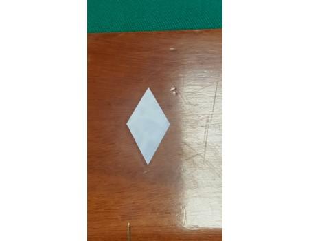 Ruitvorige Diamonds stickerset biljart