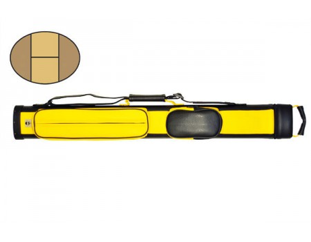 2/2 Keukoker Royal III geel-zwart