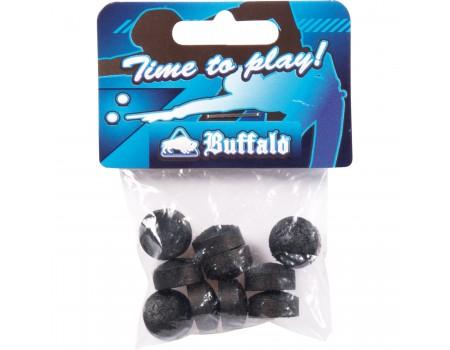Buffalo pomerans 12 mm Medium 10 stuks