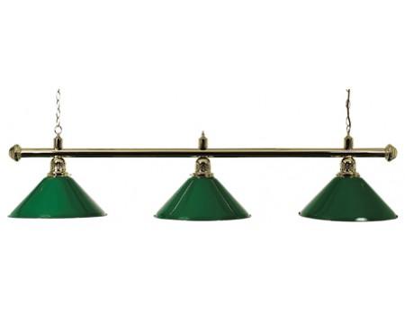 Biljart Lamp Set Groen 37 cm
