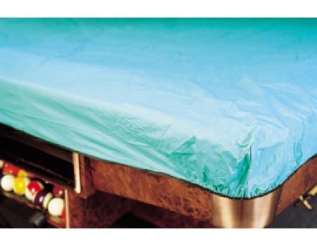 Pooltafelhoes 9Ft groen met elastiek - Buffalo