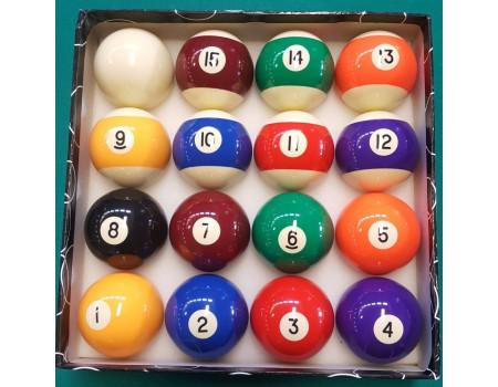 Pool ballen 57.2 mm A-klasse
