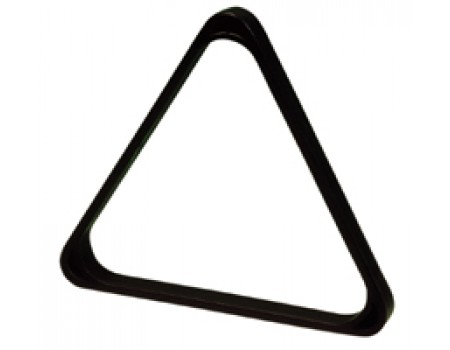 Triangle ABS Kunstof Zwart 57,2 mm